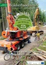 Waldverband aktuell - Ausgabe 2015-03