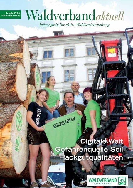 Waldverband aktuell - Ausgabe 2016-03