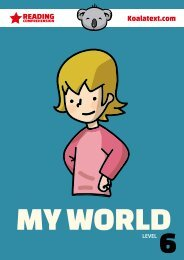 KOALATEXT MY WORLD L6