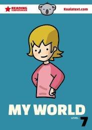 KOALATEXT MY WORLD L7
