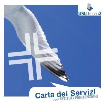Carta dei Servizi degli istituti penitenziari IT