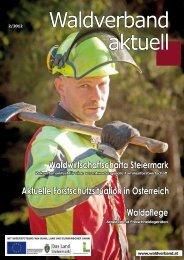 Waldverband aktuell - Ausgabe 2012-02