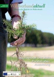 Waldverband aktuell - Ausgabe 2013-02