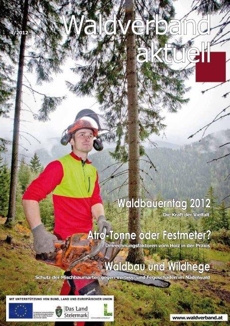 Waldverband aktuell - Ausgabe 2012-04