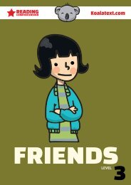 KOALATEXT MY FRIENDS L3