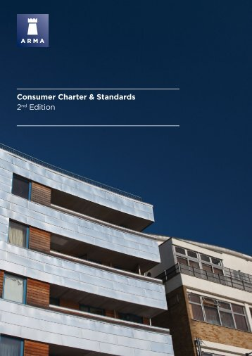 Consumer Charter & Standards 2 Edition