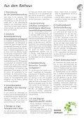 mit den Steinhauser Senioren - Aspekte Steinhausen - Seite 3