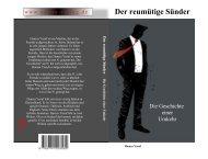 Der reumütige Sünder jetzt im Shop bei AsSira-Verlag