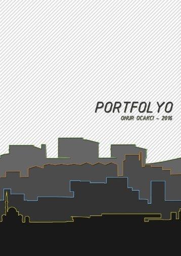 Onur Ocakcı - Portfolyo