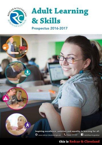 Adult Learning & Skills