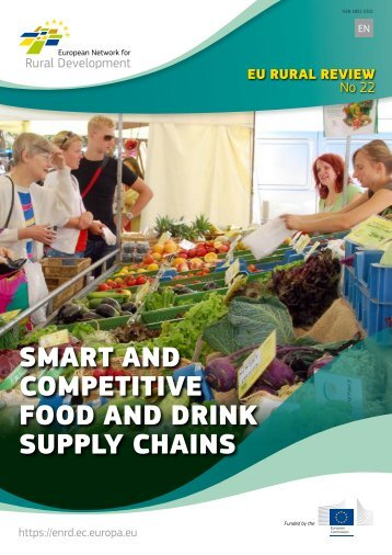 SMART AND COMPETITIVE FOOD AND DRINK SUPPLY CHAINS