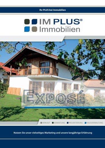 Der Grundriss - IMPLUS Immobilien Rosenheim