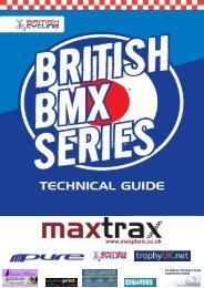 British BMX Series Rounds 11 & 12 06 – 07 August 2016