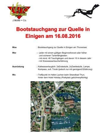 Tauchausflug Bootstauchgang zur Quelle 2016 KOPIE (2)