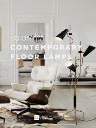 Contemporary Floor Lamps