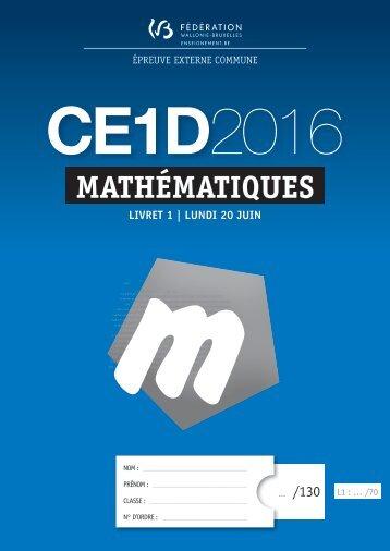 CE1D2016