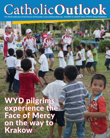 Catholic Outlook August 2016