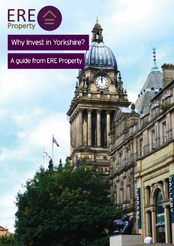 Why Invest in Yorkshire?
