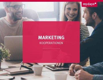 mydays_Kooperationsbroschüre