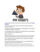 Pop Animate review-(MEGA) $23,500 bonus of Pop Animate - Page 4