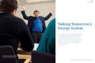 Talking Tomorrow's Energy System - Siemens