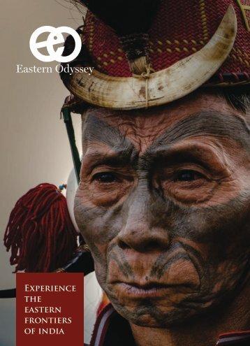 Eastern Odyssey Brochure