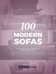 Modern Sofas