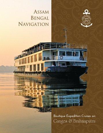 Assam Bengal Navigation Brochure