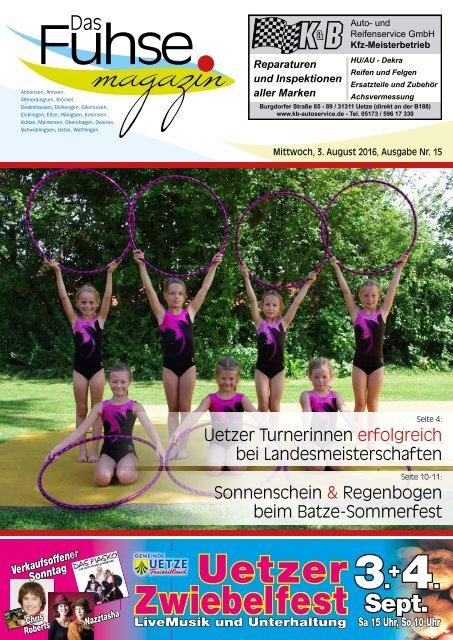 Fuhse-Magazin 15/2016
