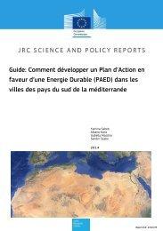 Guide: comment développer un Plan d'Action en faveur d'une Energie Durable (PAED)
