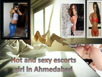 Amazing with romantic escorts services in Ahmedabad-6