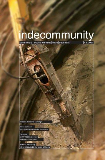 Indecommunity 5/2007 (EN)