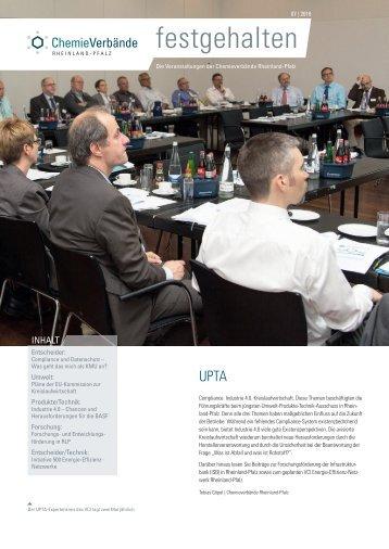 Umwelt Produkte Technik Ausschuss
