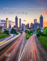 A Roadmap to Digital Value in Retail Banking
