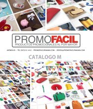 PROMOFACIL CATALOGO M
