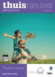 Thuisnieuws, Makelaardij Thuis, uitgave #23 augustus 2016