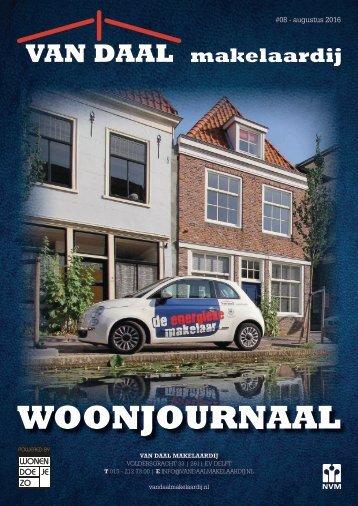 Van Daal Woonjournaal #8 | augustus 2016