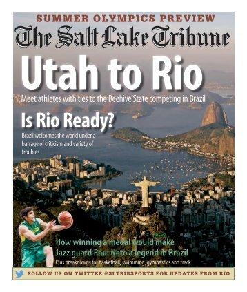 Utah to Rio