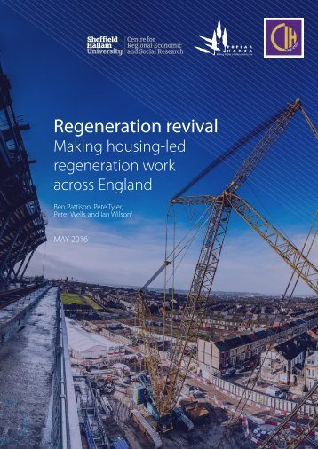 Regeneration revival