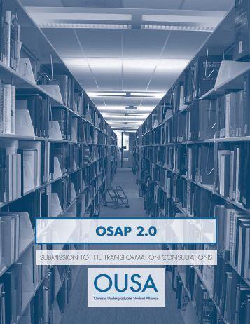 OSAP 2.0