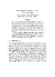 Future physics program at COSY D. Grzonka, K. Kilian ... - GSI - Theory