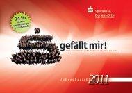 Geschäftsbericht 2011 - Sparkasse Donauwörth