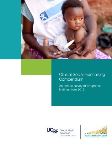 Clinical Social Franchising Compendium