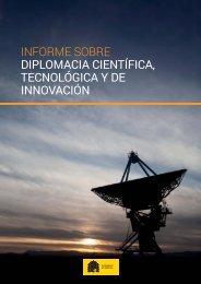 INFORME SOBRE DIPLOMACIA CIENTÍFICA TECNOLÓGICA Y DE INNOVACIÓN