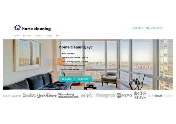 Home Cleaning NYC
