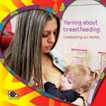 Yarning about breastfeeding