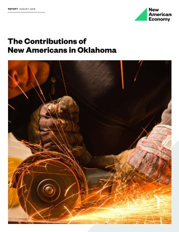 The Contributions of New Americans in Oklahoma