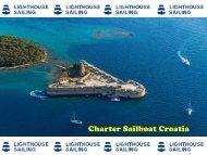 Charter Sailboat Croatia