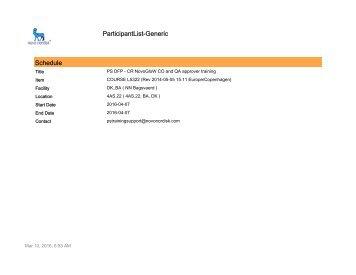 Participant list 07.04.2016 NovoGlow