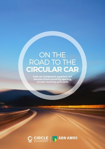 ON THE ROAD TO THE CIRCULAR CAR
